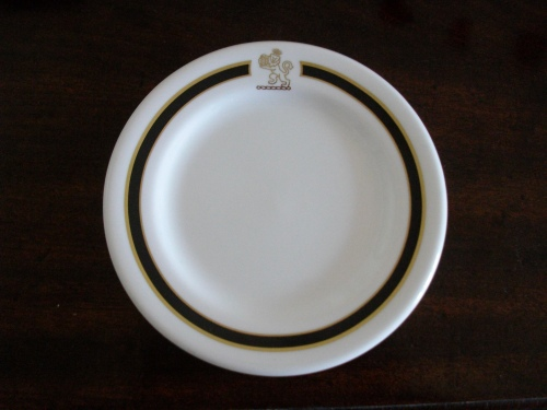 Wedgwood Bread Plate for QE2