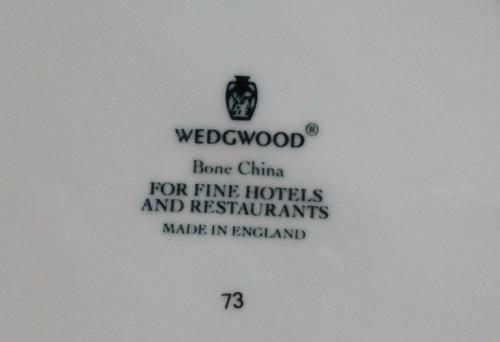 Wedgwood for QE2